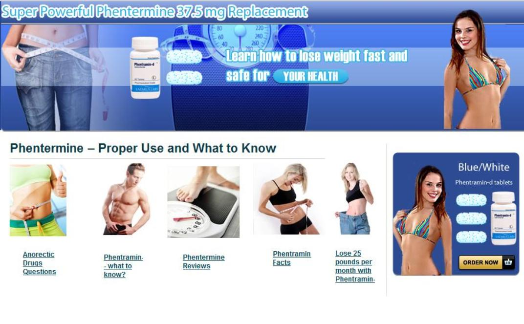 phentermine weight loss protocol